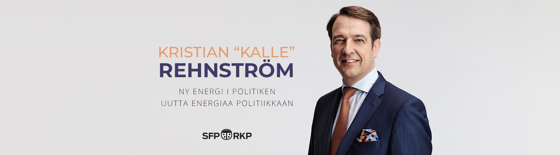"Kristian ""Kalle"" Rehnström"